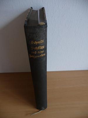 Schiller Und Seine Zeitgenossen: Julian Schmidt