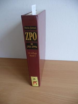 Kommentar zur Zivilprozeßordnung . - Geb. Ausg. - Teil: Bd. 3., §§ 253 - 299a: ...