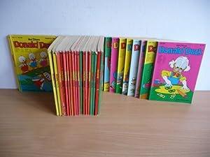 Donald Duck - Konvolut ca. 350 Hefte: Walt Disney