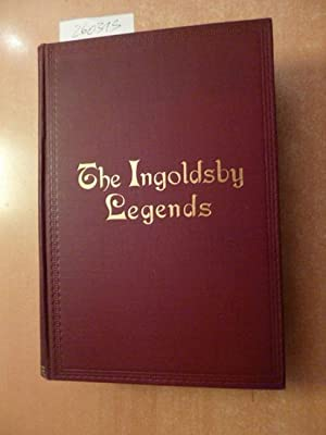THE INGOLDSBY LEGENDS OR MIRTH AND MARVELS: Thomas Ingoldsby