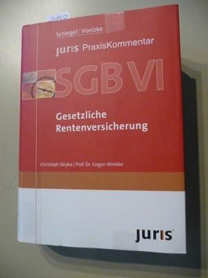 Juris PraxisKommentar SGB . - Teil: Buch 6., Gesetzliche Rentenversicherung / hrsg. von ...