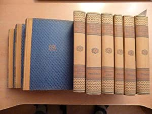 ERNST ZAHNS GESAMMELTE WERKE* 9 Bände - Band 1 bis 9 Illustrierte Ausgabe mit hundert ...