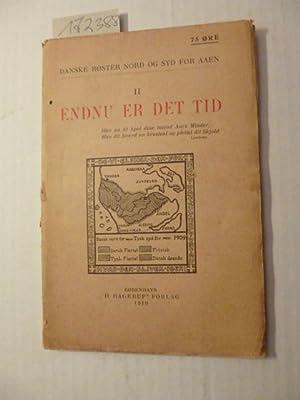 Danske Roster Nord og Syd for Aaen II - Endnu er det tid: Diverse
