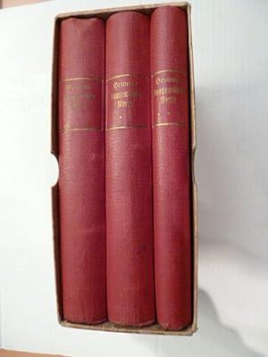 Ausgewählte Werke von Friedrich Wilhelm Grimme 3 Bände (3 BÜCHER): Wilhelm Uhlmann ...