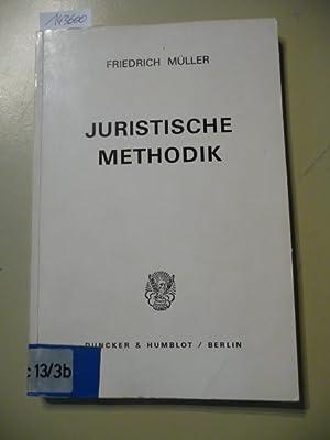 Juristische Methodik: M�ller, Friedrich