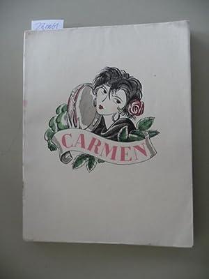 Carmen. Illustré et gravé par André Collot.: Merimee, Prosper