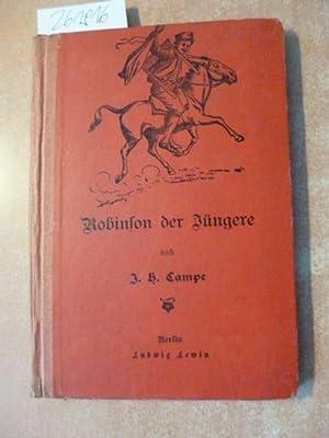 Robinson der Jüngere: Joachim Heinrich Campe