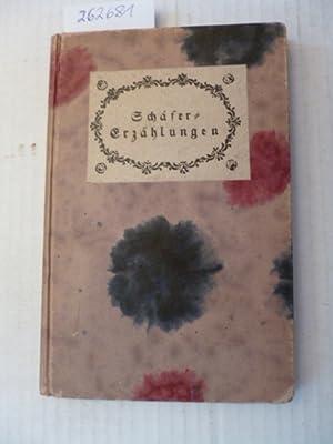 Schäfererzälungen. (= Thyrsus-Bücher, Bd. 2).: Rost, Johann Christoph