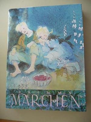 Ausgewählte Märchen aus der Sammlung der Gebrüder Grimm mit Illustrationen von ...