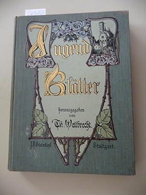 Jugendblätter. Jahrgang 1905.: Weitbrecht, G. (Hrsg.)