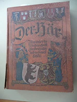 Der Bär - Illustirerte Wochenschrift für Geschichte und modernes Leben - 26. Jahrgang ...