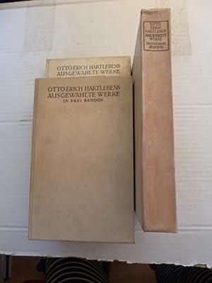 Ausgewählte Werke. In 3 Bänden. Band 1: Gedichte. Band 2: Prosa. Band 3: Dramen. Auswahl ...