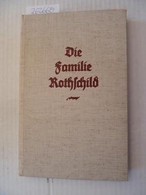 Die Familie Rothschild: Walther Brewitz