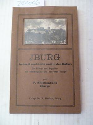 Jburg in der Geschichte und in der Natur: F. Knickenberg