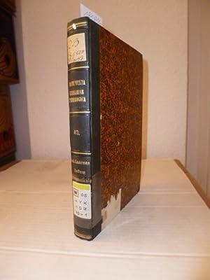 Andrea Guarnas Bellum Grammaticale und seine Nachahmungen (Monumenta Germ. Paedagogica XLIII): ...