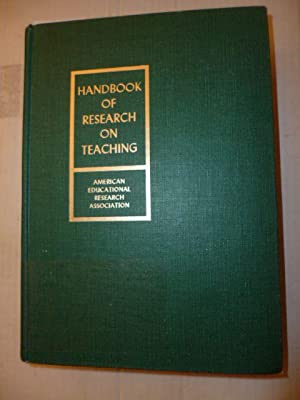 Handbook of Research on Teaching - A: N.L. (Edit.) Gage