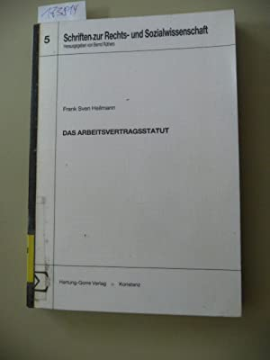 Das Arbeitsvertragsstatut: Heilmann, Frank S