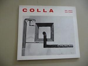 Ettore Colla : (1896 - 1968); Von-der-Heydt-Museum der Stadt Wuppertal, 10. Okt. - 15. Nov. 1970.: ...