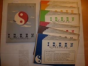 Ideen-Archiv. Folge 1/1949 + Folge 3/4/1949 + Folge 5/1950 + Folge 6/1950 ...