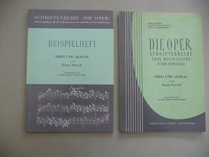 Schriftenreihe Die Oper - Zum Musikunterricht in der mittleren und höheren Schule - Konvolut ...