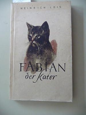 Fabian der Kater: Heinrich Leis