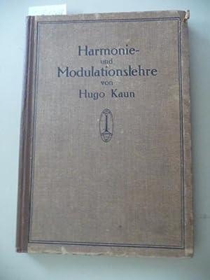 Harmonie- und Modulationslehre: Hugo Kaun