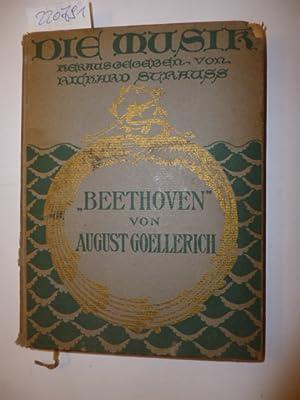 Beethoven: Göllerich, August