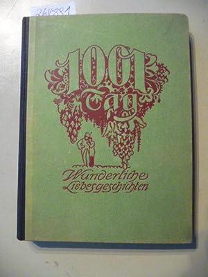 1001 Tag Wunderliche Liebesgeschichten: Diverse