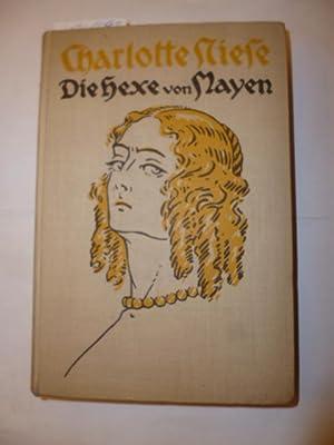 Die Hexe von Mayen: Charlotte Niese