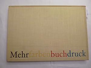 Mehrfarbenbuchdruck. Eine technologische Anleitung: Koschlick, H.