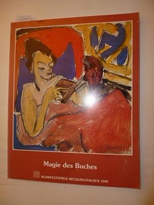 Magie des Buches. 42. Ruhrfestspiele Recklinghausen 1988: Diverse