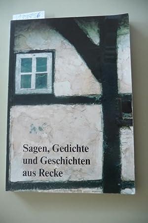 Sagen, Gedichte und Geschichten aus Recke: Haaler, Bernhard, Rocho, Josef