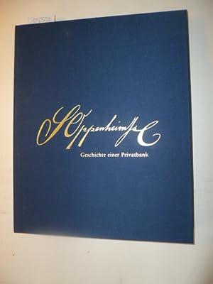SAL. Oppenheim JR. & CIE. - Geschichte einer Privatbank: Diverse