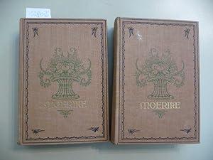 Eduard Mörikes sämtliche Werke in zwei Bänden (Hrsg.) und mit einer biographischen ...
