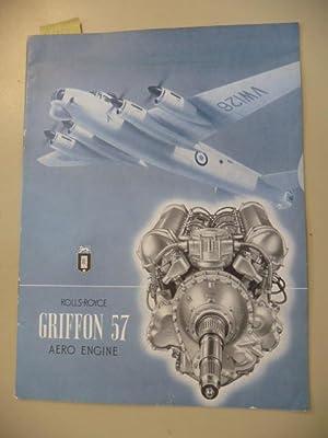 Rolls-Royce Griffon 57 Aero Engine: Diverse
