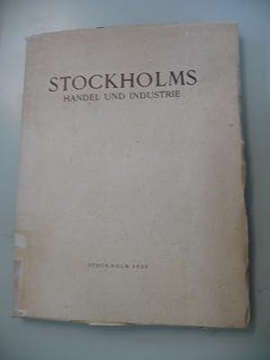 Stockholms Handel Und Industrie: Forsmark, Linus und James (Hg.) Del Monte