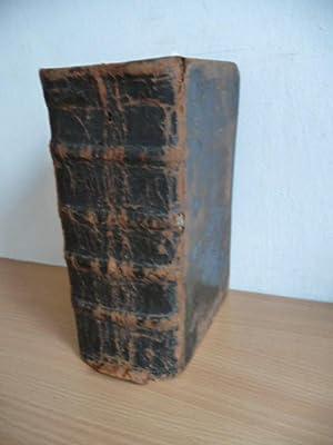 BIBLIA, Das ist: Die gantze Heil Schrift Altes und Neues Testaments, nach der Teutschen ...