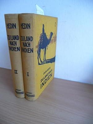 Zu Lande nach Indien durch Persien, Seistan, Belutschistan (2 BÜCHER): Hedin, Sven