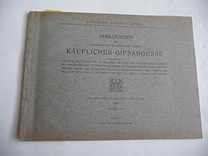 Abbildungen Der In Der Formerei Der Königlichen Museen Käuflichen Gipsabdrücke. - ...