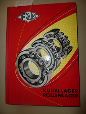 FAG Kugellager - Rollenlager. - Liste 1600: ANONYM