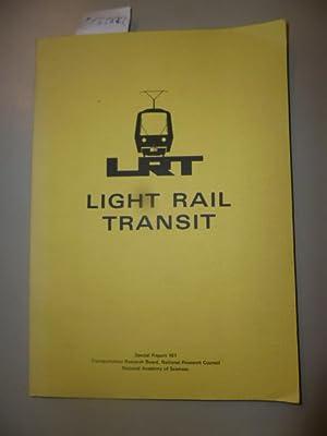 LRT - Light Rail Transit. - Proceedings: ANONYM