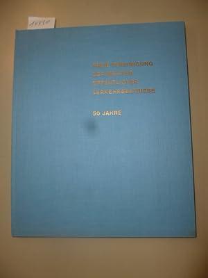Festbuch Zum Fünfzigjährigen Bestehen 1919-1969. - Dortmund, 14.Juni 1969.: ANONYM