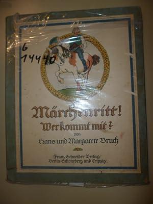 Märchenritt! Werk kommt mit ?: Bruch, Hans und Margarete