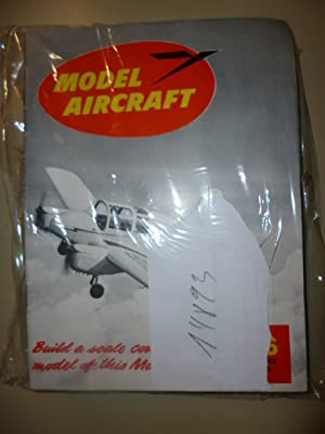 Model Aircraft.Volume 1955. - The Journal Of The Society Of Model Aeronautical Engineers.: Cosh, ...