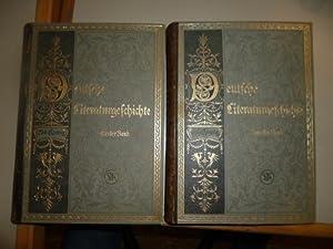 Deutsche Literaturgeschichte (2 BÜCHER): Koenig, Robert