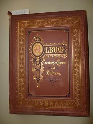 Album deutscher Kunst und Dichtung.: Bodenstedt, Friedrich (Hg.)