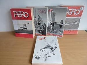 Aero. - Monatszeitschrift für das gesamte Flugwesen.Jahrgang 1 bis Jahrgang 15. (170 Hefte): ...