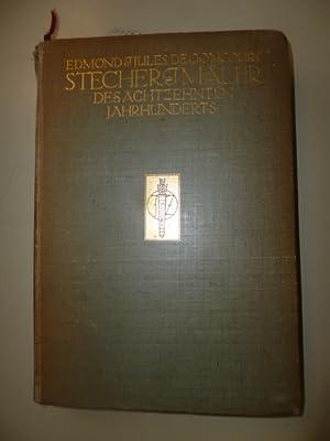 Stecher & Maler Des Achtzehnten Jahrhunderts: Gocourt, Edmond & Jules