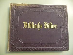 Biblische Bilder für Schule und Haus - Mit beigefügtem Bibeltext.: Diverse