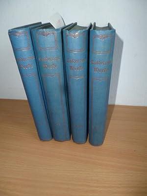 Calderons ausgewählte Werke in zehn Bänden (4 BÜCHER): Wurzbach, Dr. Wolfgang von (...